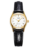Casio Watch Pointer Series Fashion Simple Waterproof Quartz Women's Watch LTP-1094Q-7A