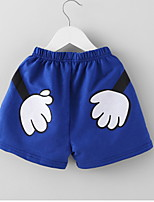 2017 Korean Style Leisure Hug a Boy Girl Children's Wear Shorts in Summer Baby Pants Male Children