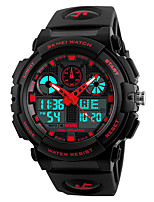 SKMEI® 1270  Men's Woman Watch Outdoor Sports Multi - Function Watch Waterproof Sports Electronic Watches 50 Meters Waterproof