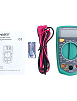 PROKITS 3 1/2 Digital Meter With Square Wave test Universal Meter Capacitance Table / 1