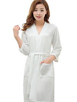 PeignoirSolide Haute qualité 100 % Polyester Serviette