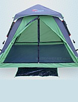 3-4 persons Tent Double One Room Camping TentCamping Traveling-