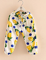 Baby Pants Loose Anti-MosquitoFemale New Summer 2017 Korean Style of Children's Seven Pants Girls