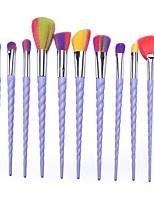 1conjunto Conjuntos de pincel Fibra Sintética N/A Plástico Cara