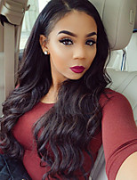 Beauty 8''-26'' Glueless Lace Front Human Hair 9A Brazilian Body Wave Lace Front Wigs with Baby Hair for Black Women 100% Virgin Hair Natural Hairline