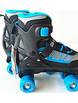 Kinder Roller Skates Rote/Himmelblau
