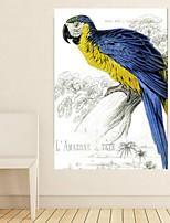Художественная печать Животное Modern,1 панель Вертикальная Печать Искусство Декор стены For Украшение дома