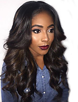 Best Loose Wave 130% Density Glueless Full Lace Human Hair Lace Wigs with Baby Hair 8''-26''Full Lace Wigs Natural Hairline Brazilian 100% Human Hair
