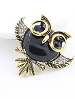 Dámské Brože Zvířecí Slitina Šperky Pro Zvláštní příležitosti Večírek Na den Denní