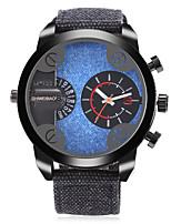 Homens Adulto Relógio Esportivo Relógio Militar Relógio de Moda Único Criativo relógio Relógio Casual Relógio de Pulso Chinês Quartzo