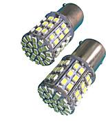 1156 1141 68smd lâmpada de lâmpada de cauda (2pcs)