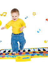 Play Mat Baby Toys 80x28cm Musical Big Size Music Tapetes Carpet Music Mat