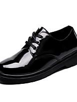 Для мужчин Туфли на шнуровке Удобная обувь Формальная обувь Полиуретан Весна Осень Для вечеринки / ужина Удобная обувь Формальная обувь