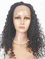 Peruvian Hair   Kinky Curl Hair Wigs Full Lace Human Hair Wigs For Black Women