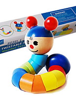 Blocos de Construir para presente Blocos de Construir Modelo e Blocos de Construção Madeira 2 a 4 Anos 5 a 7 Anos Brinquedos