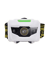 Intelligent Headlights Searchlight Outdoor Light Night Fishing Light Small Headset Searchlight Fishing Lights 1 Set