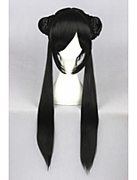 Legend of Sword and Fairy -Zhao Linger Black 32inch Anime Cosplay Wigs CS-120A