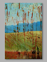 IARTS Oil Painting Modern Abstract Landscape Art Acrylic Canvas Wall Art For Home Decoration