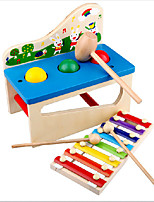 Building Blocks Leisure Hobby Wood Children's