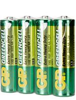 Gp gp15gbj4 aa cardon bateria de célula seca de zinco 1.5v 40 pack