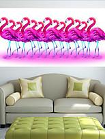 Estampados de Arte Animal Moderno,1 Painel Horizontal Impressão artística Decoração de Parede For Decoração para casa