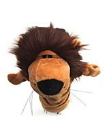 Fantoche de Dedo Brinquedos Criativos & Pegadinhas Animal Felpudo