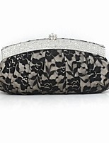 Women Evening Bag Silk Spring/Fall All Seasons Wedding Event/Party Casual Sports Formal Outdoor Office & Career Others Rhinestone