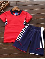 Boys' Fashion Sets,Others Summer Short Sleeve Clothing Set