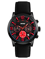 SKMEI® 9147  Men's Woman Watch Men's Woman Watch Personalized Business Men Watch Creative Fashion Watch Wild Quartz Watch 30 Meters Waterproof