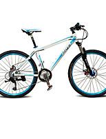 Vélo tout terrain Cyclisme 27 Vitesse 26 pouces/700CC BB5 Frein à Disque Fourche de suspension Cadre en Alliage d'Aluminium Cadre Rigide