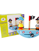 Building Blocks For Gift  Building Blocks Model & Building Toy Ship Wood 2 to 4 Years 5 to 7 Years Toys