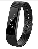 Women's Men's Bluetooth Android Smart Bracelet Pedometer Fitness Tracker Step Counter Smart Band Sleep Monitor Sport Wristband For Phone