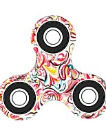 3D Fidget Hand Finger Spinner EDC Focus Stress Reliever Toys Graffiti