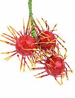 Toy Foods Friut Plastics Unisex