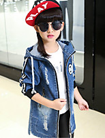 Girls' Fashion Novelty Trench Coat