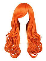 One Piece-Nami(2years later) Orange Curl 26inch Cosplay Wigs CS-115A