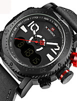 Men's Teen Sport Watch Military Watch Dress Watch Fashion Watch Digital Watch Wrist watch Bracelet Watch Unique Creative Watch Casual