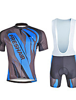 Cycling PaladinSport Men Shirt  Straps Shorts Suit BKT 753