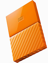 Wd wdbyft0040bor-cesn 4tb 2.5 pouces disque dur externe orange usb3.0