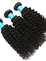 Vinsteen Indian Kinky Curly Hair Weave 3Pcs/Lot Unprocessed Human Hair Extensions Natural Human Hair Weave For Black Women