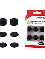 Details about  6 Pcs for Nintendo Switch Joy Con Silicone Extended Raised Thumb Stick Cap Cover