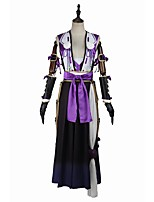 Inspired by Cosplay Cosplay Video Game Cosplay Costumes Cosplay Suits Fashion SleevelessVest Skirt Pants Gloves Apron Belt More