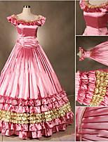 One-Piece/Dress Gothic Lolita Lolita Cosplay Lolita Dress Vintage Cap Sleeveless Short / Mini Dress For Other