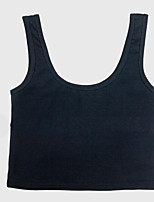 Women's Sports Active Tank Top,Solid Strap Sleeveless Others