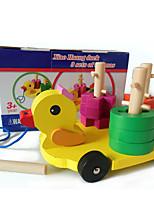 Конструкторы Для получения подарка Конструкторы Оригинальные и забавные игрушки Утка Дерево 2-4 года 5-7 лет Игрушки