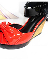 Women's Heels Comfort Leatherette Summer Casual Comfort Ruby 2in-2 3/4in