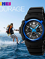 Women's Men's Luxury Brand Men Military Sports Watches Digital LED Quartz Fashion Double Display Waterproof Wristwatches