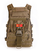 55 L Backpack Hiking & Backpacking Pack Casual/Daily