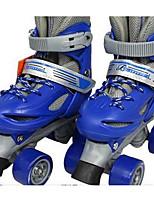 Kinder Inline-Skates Einstellbar Blau/Rote/Pfirsich
