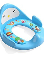 Cute Kids Easy to Use Washable PP Toilet Children Men and Women Bath Caddies